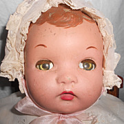 "Vintage Composition ""Mama"" Doll, 1930's"