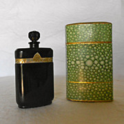 Vintage Caron Perfume Bottle Nuit de Noel Rare Boxed
