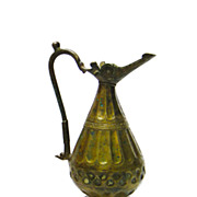 A Khorasan bronze ewer 12th Century