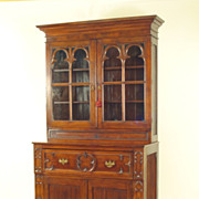Gothic revival secretary
