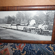 REDUCED C & O Railroad Print