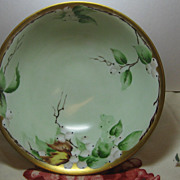 REDUCED Hand Painted Bowl