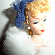 REDUCED Vintage Barbie Doll Dressed in Gay Parisienne #964