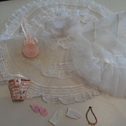 SALE Vintage Barbie Complete Plantation Belle Outfit
