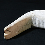 Native American Antique Bone Hide Scraper