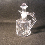 Heisey Twist Oil / Cruet