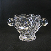 Heisey Whirlpool Sugar bowl