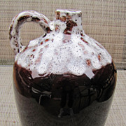 RARE Mashiko Japan Art Pottery Pitcher Jug 1960's