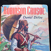 Robin Crusoe by Daniel Defoe, The Classic Series