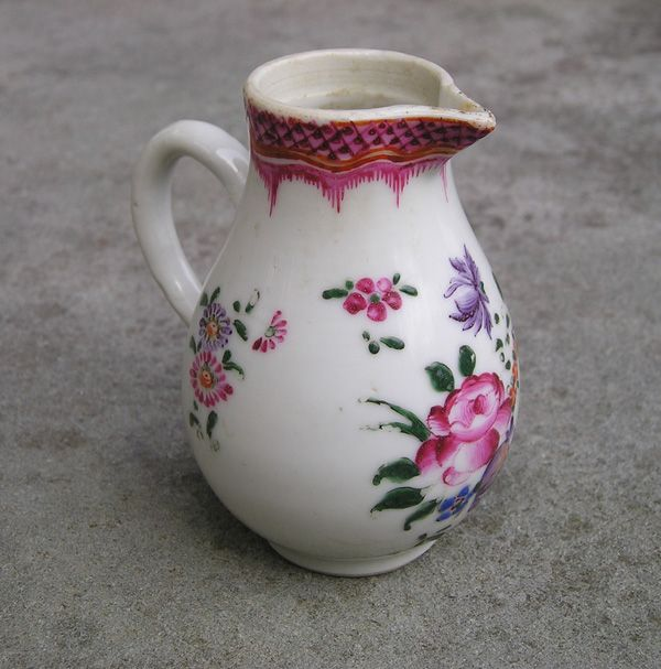 Chinese Export Cream Jug