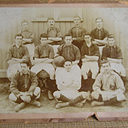 Early Team Photograph