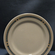 Pennsylvania Railroad Luncheon Plate