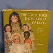 SALE The Collector's Encyclopedia of Dolls by the Coleman's