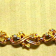 Necklace Marked TRIFARI