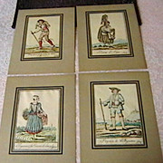 French Peasant Prints, Labrousse