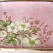 Haviland Handpainted Dresser Tray