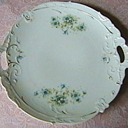 Beautiful Large Serving Plate