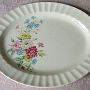 Vintage Platter