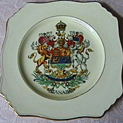 Canada Plate, Royal Winton