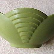 Vintage Art Deco Style Pottery