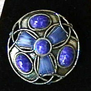 Miracle Celtic or Scottish Brooch