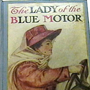 The Lady of the Blue Motor