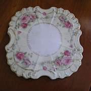 Fancy Trivet, German Porcelain
