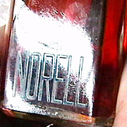 Vintage Norell Cologne