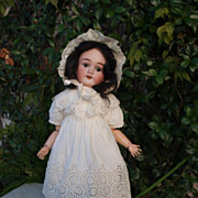 Beautiful antique German doll from Handwerk 1890