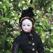 French Fashion Bru antique doll 1875