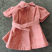 Tiny Terri Lee Brownie Dress