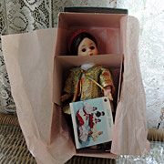 Madame Alexander Turkey 1973 in Box
