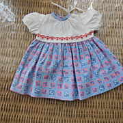 Cute Dress For Chubby Hard Plastic or Composition