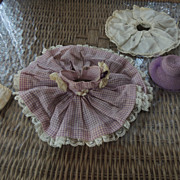 Madame Alexander Cissette #821 Lavender Dress Hat Slip Panties
