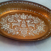 SOLD Email Studio STEINBOCK Austria Trinket Dish
