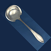 Towle Godroom Sterling Silver Gravy Ladle