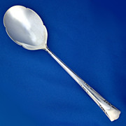 Gorham Greenbrier Sterling Silver Sugar Spoon