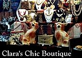 Claras Chic Boutique-Vintage