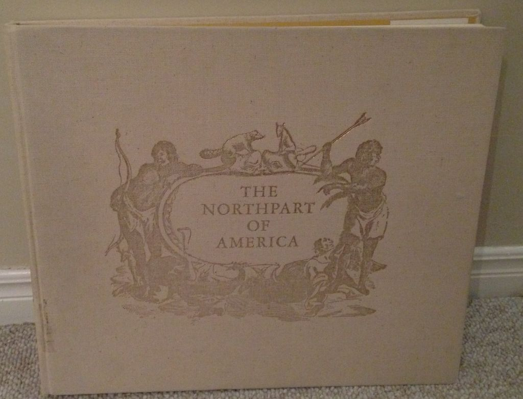 "Atlas ""The Northpart of America"""