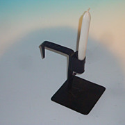 Iron Lighting Device/Candleholder