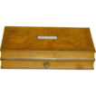 Very fine Palais Royale Book Shaped Needlework Box