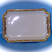 New York Central Railroad China Platter