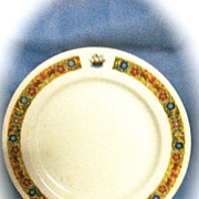 "New York Central Railroad  �Commodore"" china plate"
