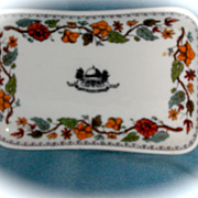 Chesapeake & Ohio Railroad  China Tip Tray