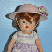 SALE PENDING 1953 Strung MUFFIE by NANCY ANN in Original Outfit!