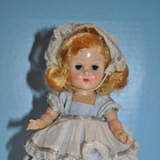 SALE PENDING 1950s GINNY DUTCH GIRL by Vogue - All Original - Adorable!