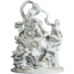 Antique Large Parian Sculpture Porcelain Venus  Figural Group ca 1870
