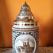 Original King Stein German Munchen Numbered 389 S