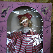 Operetta Series Naughty Marietta Oklahoma Doll In Box