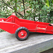 Vintage 1950's McCormick Deerin Tractor Spreader